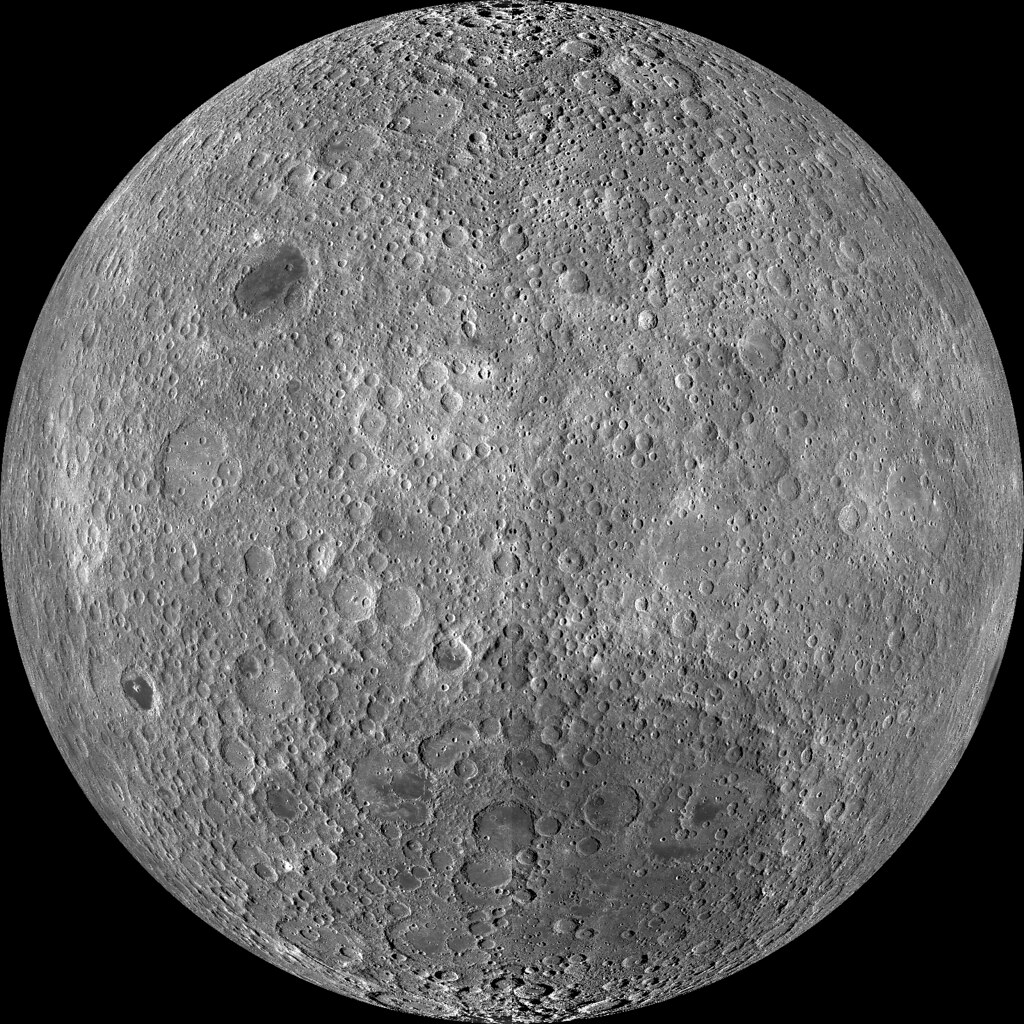 The Far Side of the Moon by NASA Goddard Photo and Video