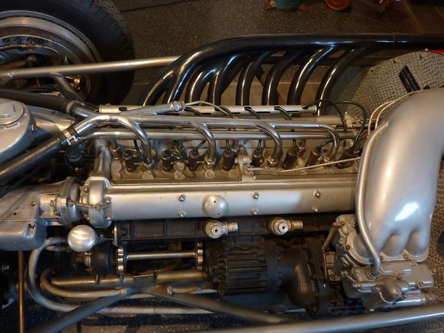 Alfa Romeo Alfetta tipo 159 - Juan Manual Fangio F1-Champion 1951 (demo chassis)