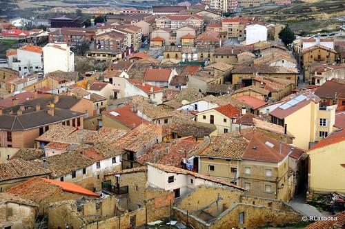 San Vicente de la Sonsierra, La Rioja by Rufino Lasaosa