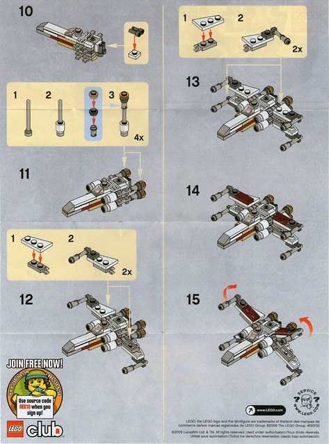 how to make a lego safe instructions