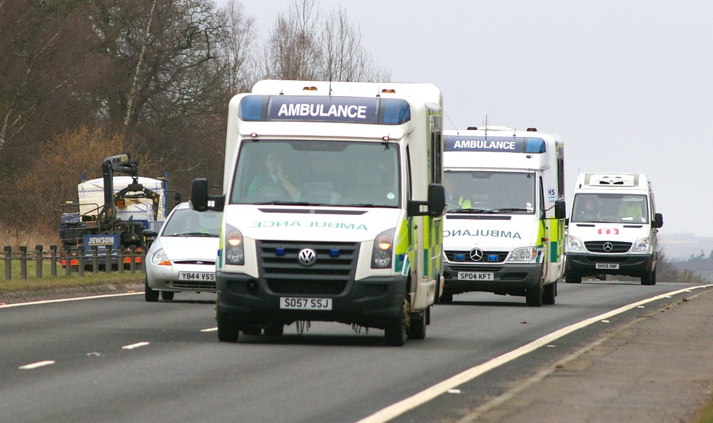 VW & MB-SCOTTISH AMBULANCE SERVICE NHS Scotland