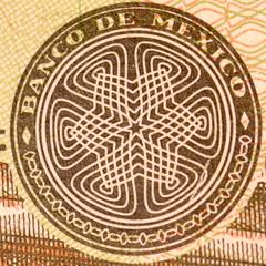 Mexican paper money - macros