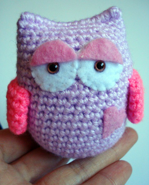 Crochet Owl : Crochet Owl Flickr - Photo Sharing!