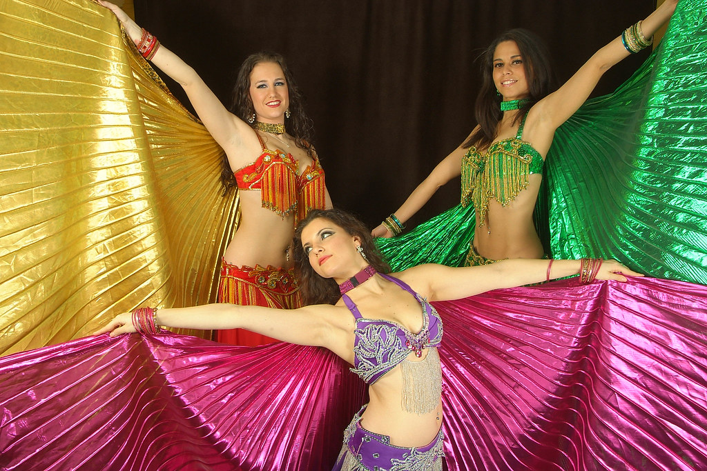 Belly Dance Wings