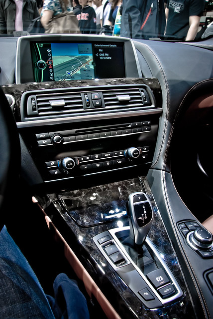 Geneva Motor Show 2011 - BMW M3 Coupe Interior | Flickr ...  Geneva Motor Sh...