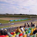 Racing sidecars, circuit de Nevers Magny-Cours