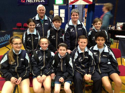 Primary Schools team 2014