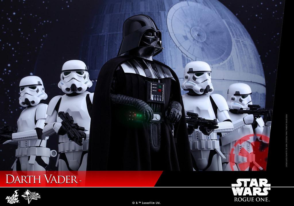 Hot Toys – MMS388 – 《星際大戰外傳:俠盜一號》1/6 比例 達斯‧維德 Darth Vader