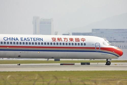 """MD-90 """"China Eastern"""""""