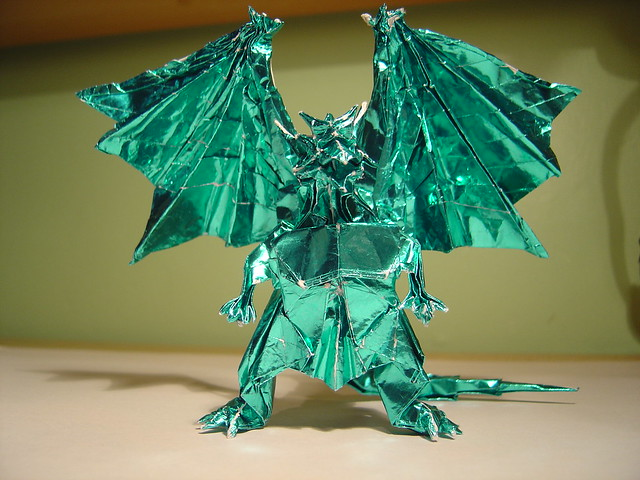 The Origami Forum • View topic - BsK^  The Origami For...