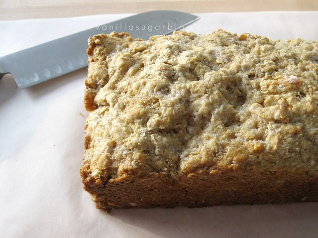 browned butter soda bread