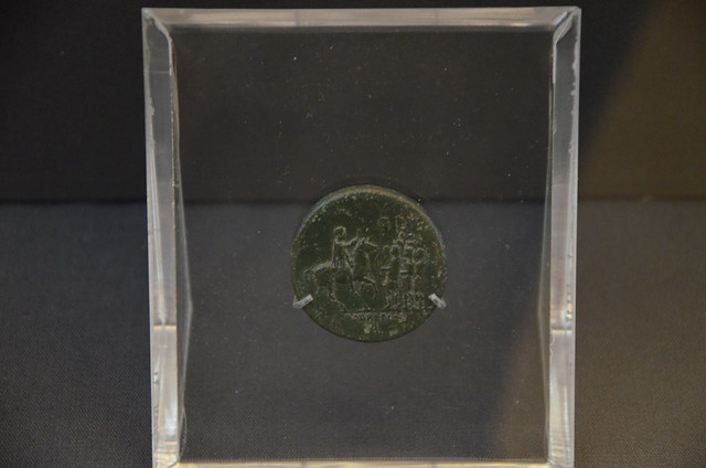 Coin Commemorating Hadrian's Visit, Roman Britain, British Museum