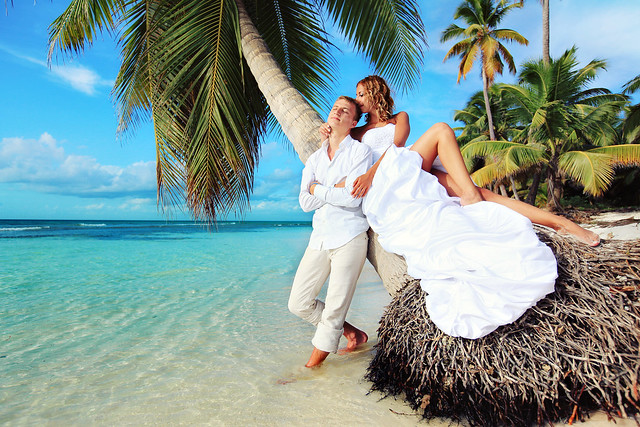 destination wedding beautiful paradise