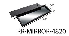 Race Ramps RR-MIRROR-4820 dimensions
