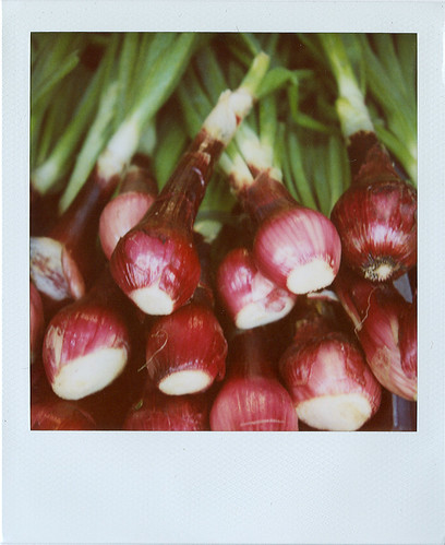 red onions.