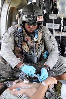 101st Combat Aviation Brigade medevac company