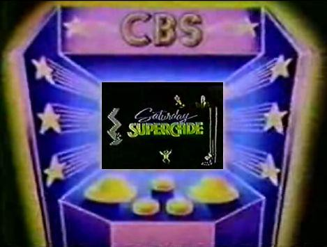 Cbs saturday supercade intro 1983