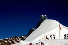 'Top of Europe' .... Jungfrau, Switzerland