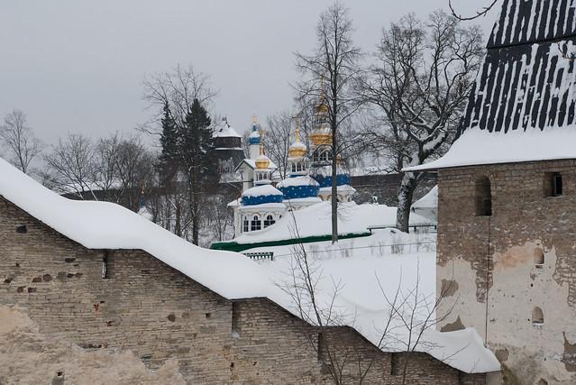 Псково-Печерский Свято-Успенский монастырь
