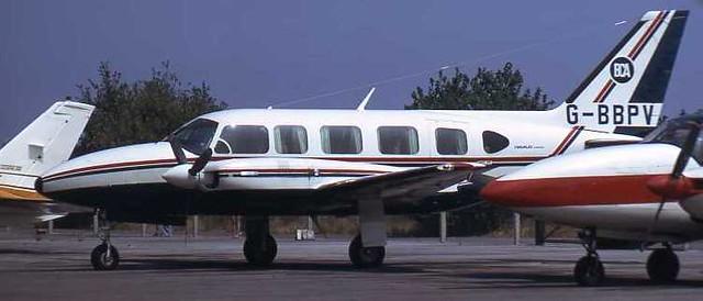 G-BBPV PA-31 Navajo