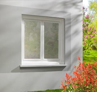 Fenêtre en PVC blanc Janneau Menuiseries