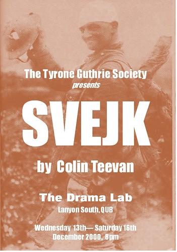 Svejk Poster