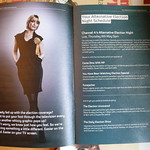 Lauren Laverne - Alternative Election Night booklet