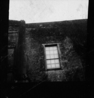 Pinhole exp 20 secs onto paper.