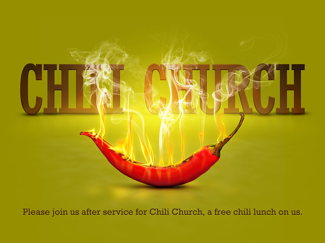 Chili Church 2011