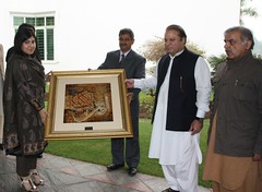 Nawaz Sharif House in Raiwind http://www.flickr.com/photos/ukinpakistan/sets/72157626135102384/detail/