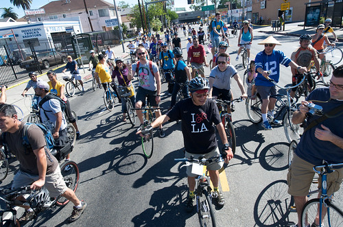 Ciclavia Kick off