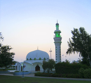 Small Mosque at Twilight | by Martin (talkytoaster)