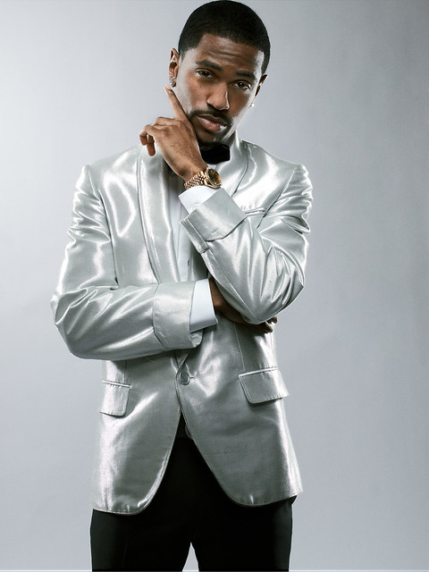 Big Sean Sliver jacket