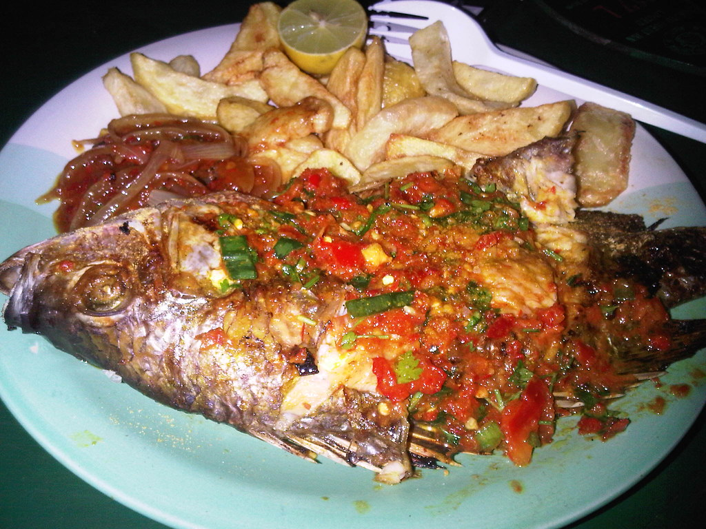My dinner - Sokoto