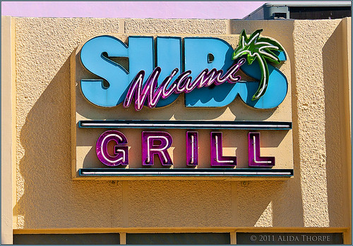 Miami Subs by Alida's Photos