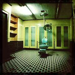 The Haunted Hospital - Interior