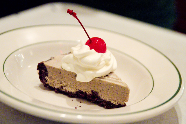 Coffee ice cream pie | Flickr - Photo Sharing!