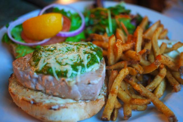 Tuna Pesto | Subeez Cafe