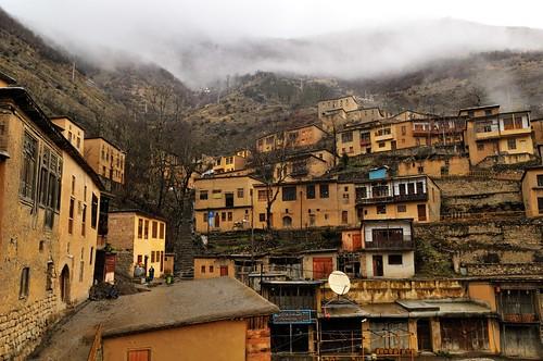 Masuleh village