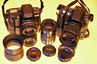 Sony α system - Camera-wiki org - The free camera encyclopedia