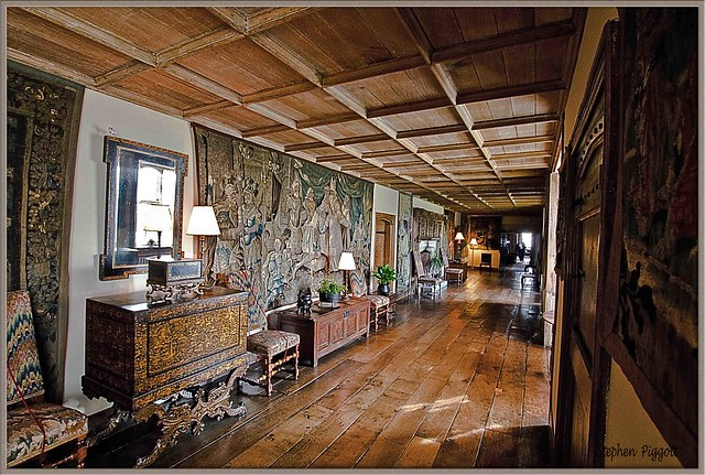 packwood house interior 1 warwickshire uk flickr