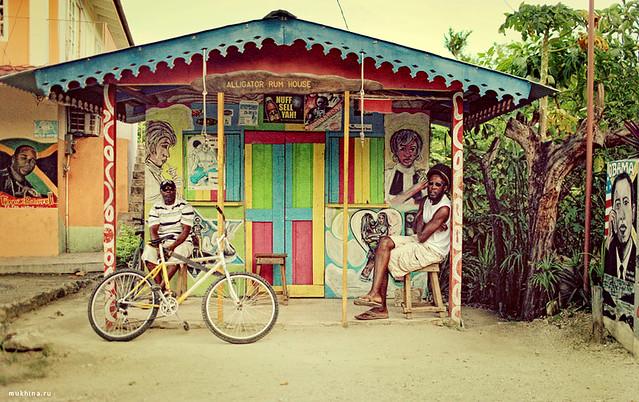 JAMAICA, Negril life