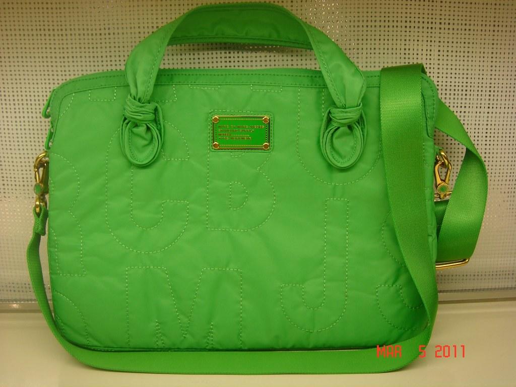 marc jacobs laptop bag laptop bag marc by marc jacobs outlet. Black Bedroom Furniture Sets. Home Design Ideas