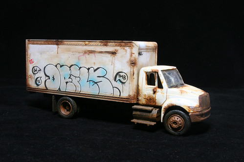 Customized TYO Truck by DrilOne