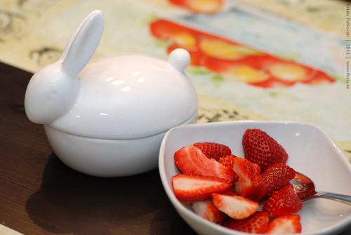 Rabbit's breakfast :-)