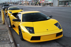 ''Mercy, mercy me, that Murcielago''