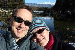 Loving Lago di Dobbiaco, Italy