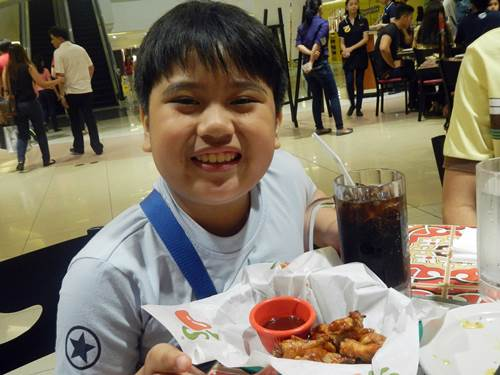 Chilis-Philippines_kid-menu,Honey-BBQ-Wings