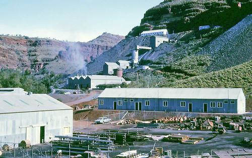 Wittenoom Gorge Mine - 1962