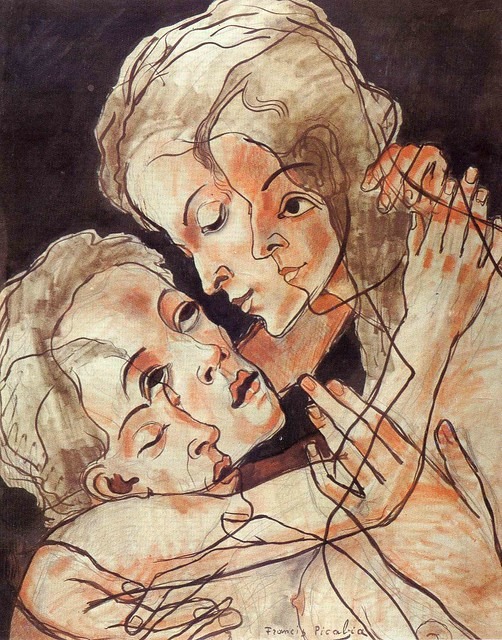 [ P ] Francis Picabia - Transparence